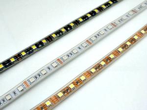Spar formuer på farverige LED strips