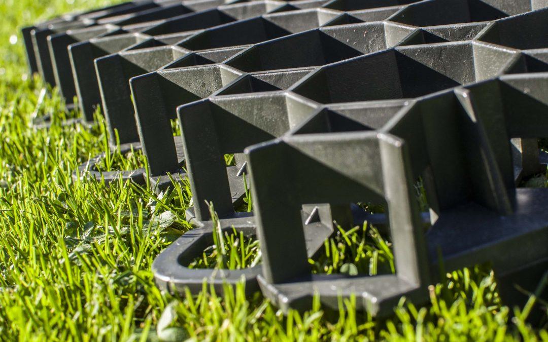 Anlæg græsarmering og undgå overfladevand uden kloakering