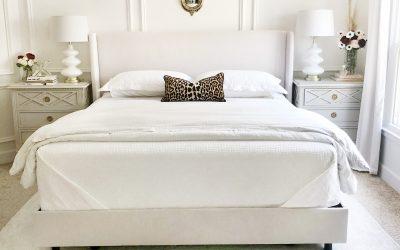 Sådan indretter du et stilfuldt og moderne soveværelse